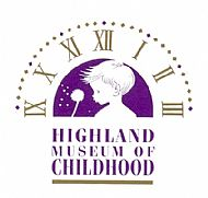 highland museum of childhood logo