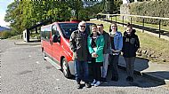 Taxi George Dunoon Guests