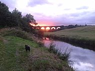 River Garnock.
