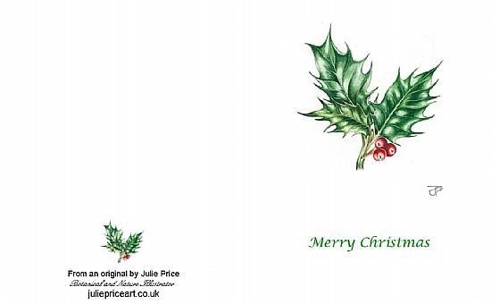 Julie price art greetings cards the brussel sprout is an alternative christmas card also blank on the inside m4hsunfo