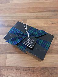 400g BLACK Box/Tartan