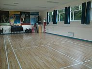 Refurbished Hall Floor