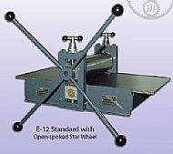 CONRAD E-12 TABLETOP ETCHING PRESS