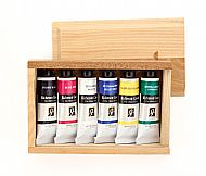 Wooden Box Set of 6