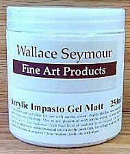 Acrylic Impasto Gel 250ml Matt/Gloss