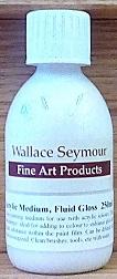 Acrylic Medium Fluid 250ml Matt/Gloss