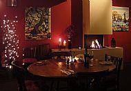 inside muchalls bistro restaurant