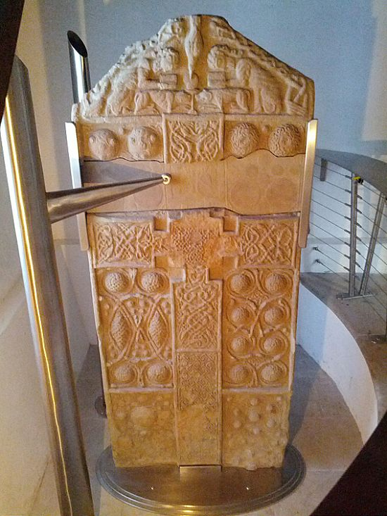 nigg pictish cross-slab