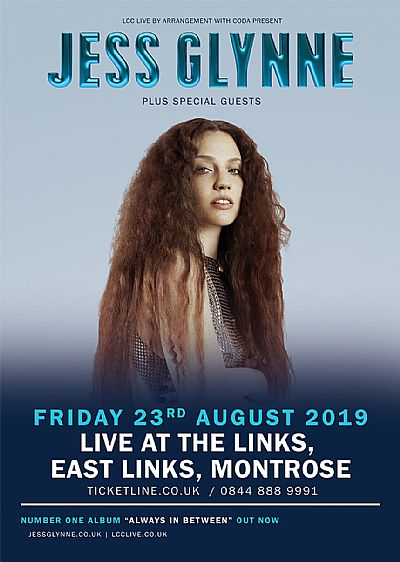 jess glynne - friday 23rd august