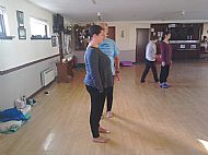 Kundalini Yoga & ChiWalking Workshop, Tarbert 2016