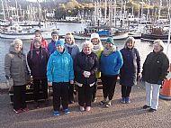 Kundalini Yoga & Chiwalking Workshop, Tarbert Harbour 2016