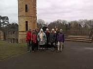 volunteer walk leaders eglinton country park