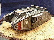 British Mark IV Female Tank