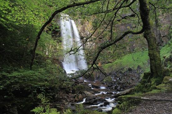 Melincourt Waterfall Take 2 Neath Port Talbot