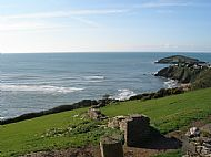 The Entrance to Bantham