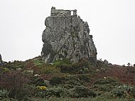 St Michael's Roche Rock