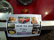 Cream Tea Run July 2019