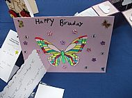 Erin's Birthday card