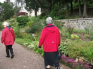 Visit to Logie Steading & Gardens