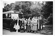 Rural Outing 1950s