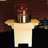 Our Brand new high out put Candy Floss Machine