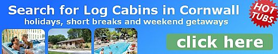 search for log cabin holidays in cornwall