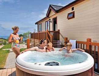 ladram bay holiday park near budleigh salterton in devon