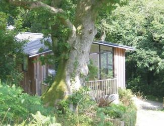 rockpool lodges near dartmouth in south devon