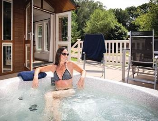 merley woodland lodges near bournmouth