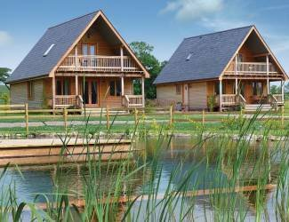 oasis lodges near ledbury in herefordshire