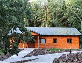 woodland park lodges in shropshire