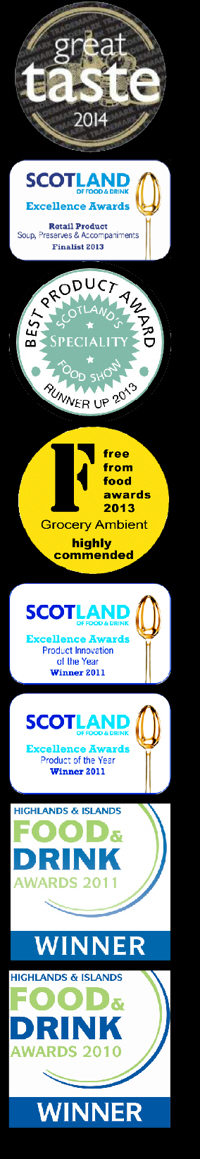 awards for dressings from saladworx