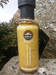 Heather Honey and Arran Wholegrain Mustard Dressing / Marinade / Drizzle