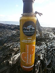 Hebridean Seaweed and Orange Dressing/Marinade/Drizzle