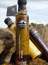 Tarragon and Elderflower Dressing / Marinade / Drizzle