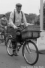 Pashley Butchers Bike