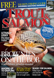 trout & salmon magazine loch eye feature