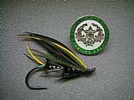 The Cameronian Salmon Fly.