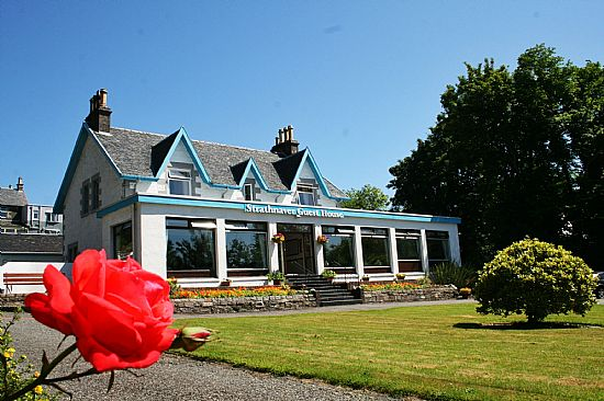 strathnaver guest house oban accommodation