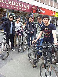Hong Kong day out