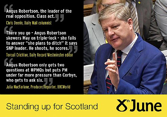 angus robertson, the leader of the real opposition. class act - chris deerin