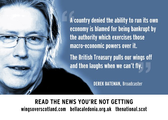 the british treasury pulls our wings off and then laughs when we can't fly