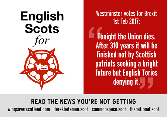 englihs scots for yes - indyref2