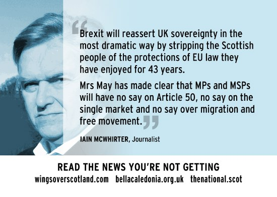 mcwhirter - the uk will strip scottish people of the eu protections they've enjoyed for 43 years