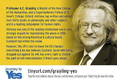 a c grayling - journey to yes
