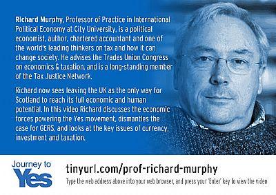 richard murphy - journey to yes