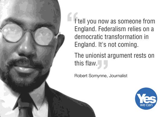 robert somynne - waiting for uk federalism? it isn't going to happen.