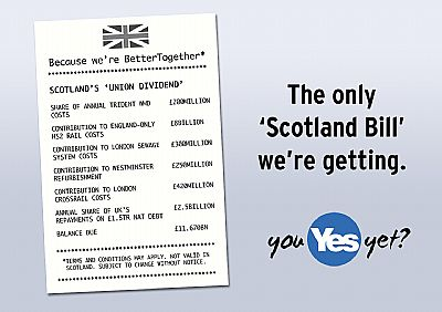 the real scotland bill