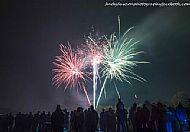 Fireworks Display Mon 5th Nov Opens 6pm with display at 6.45pm