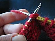 Learn to knit - Adults